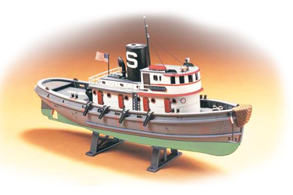 Lindberg Diesel Tug , 1009