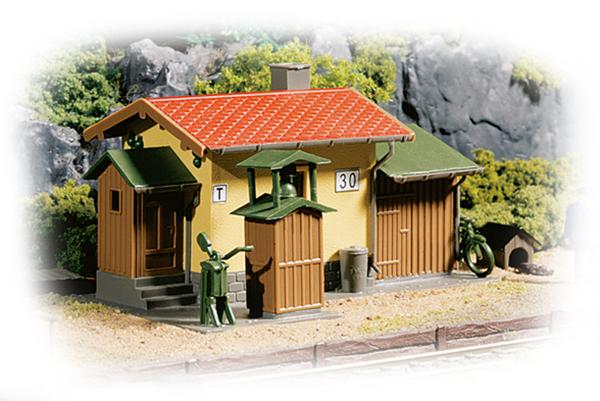 Auhagen Track inspector's house 11322