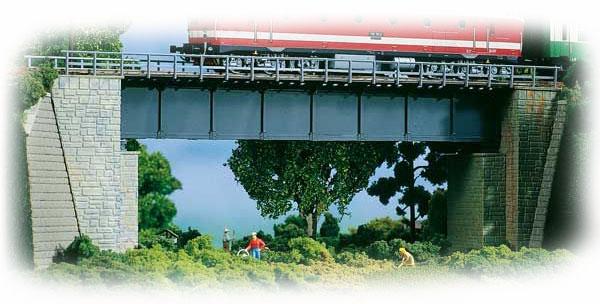 Auhagen Steel bridge 11341