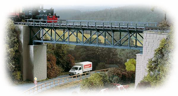 Auhagen Bridge 11364