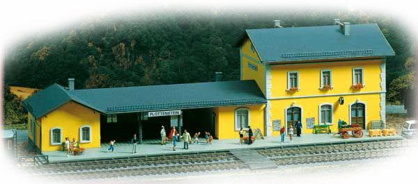 Auhagen Plottenstein station 11369