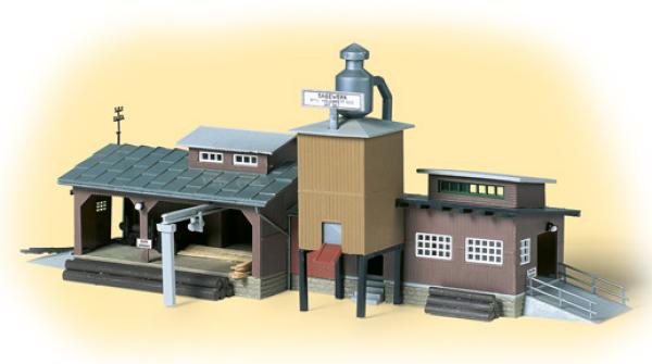 Auhagen Sawmill 12217