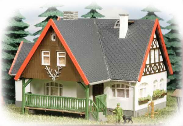 Auhagen Forester's house 12225