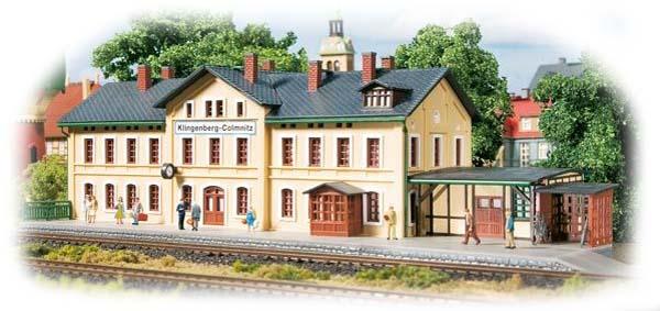 Auhagen Klingenberg-Colmnitz station 13220