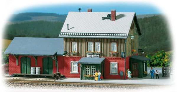 Auhagen Hagenau station 13275