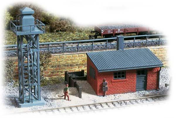 Auhagen Sanding bunker 13288
