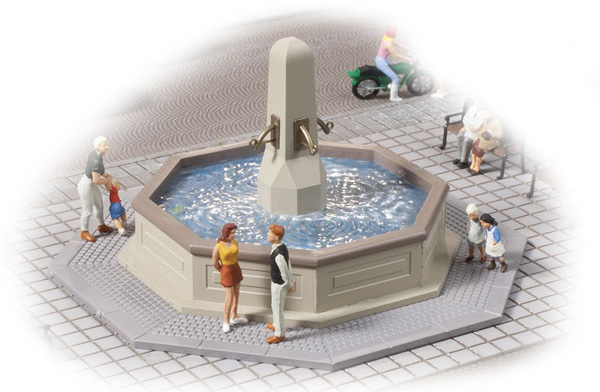 Auhagen Fountain repilca 41629