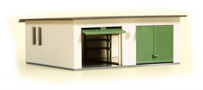 Auhagen 2 garages 11456