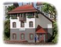 Auhagen Neumühle signal box 11373