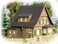 Auhagen Wooden house Erika 12259