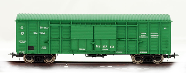 Bergs Box car , Typ 11-259  Nr 9242484 , 00621