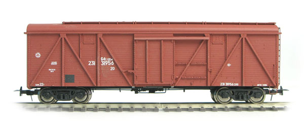 Bergs Box car , Typ 11-066 Nr 23131956 , 0121