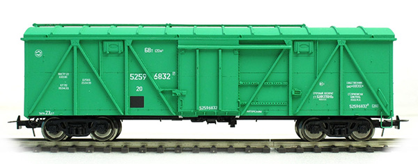 Bergs Box car , Typ 11-066 Nr 52596832 , 01219