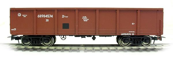 Bergs Open goods car, Typ 12-295 Nr 68384574 , 0161