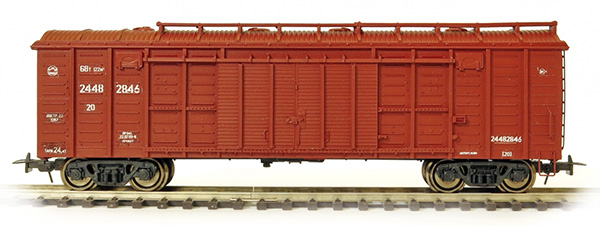 Bergs Box car, Typ 11-270 Nr 24482846 , 0195