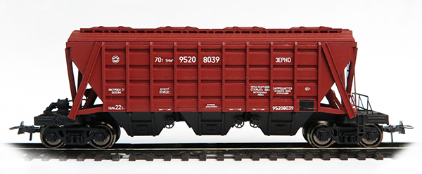 Bergs Hopper car Typ 19-752 , 0251