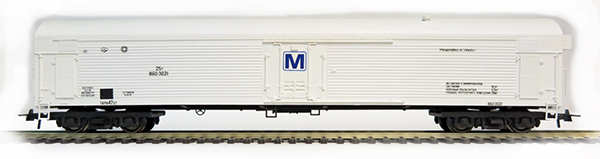 Bergs Refrigerated car TsMV ARV 25 t , 0311