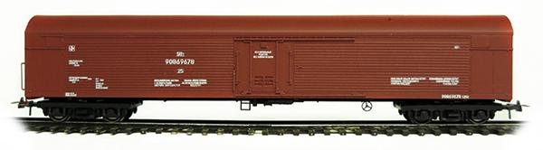 Bergs Refrigerated car TsMV ARV 25 t , 0313