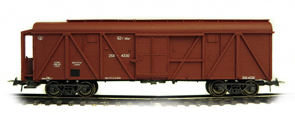 Bergs Box car, Typ 11-К251 Nr 1035 , 0351