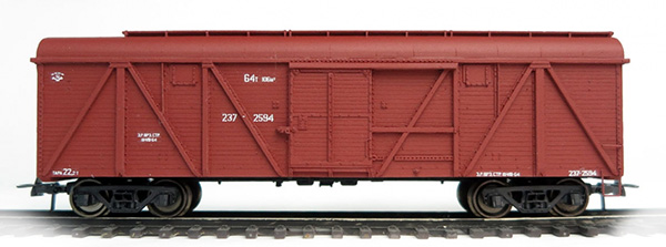 Bergs Box car, Typ 11-К251 Nr 237-2594 , 0352