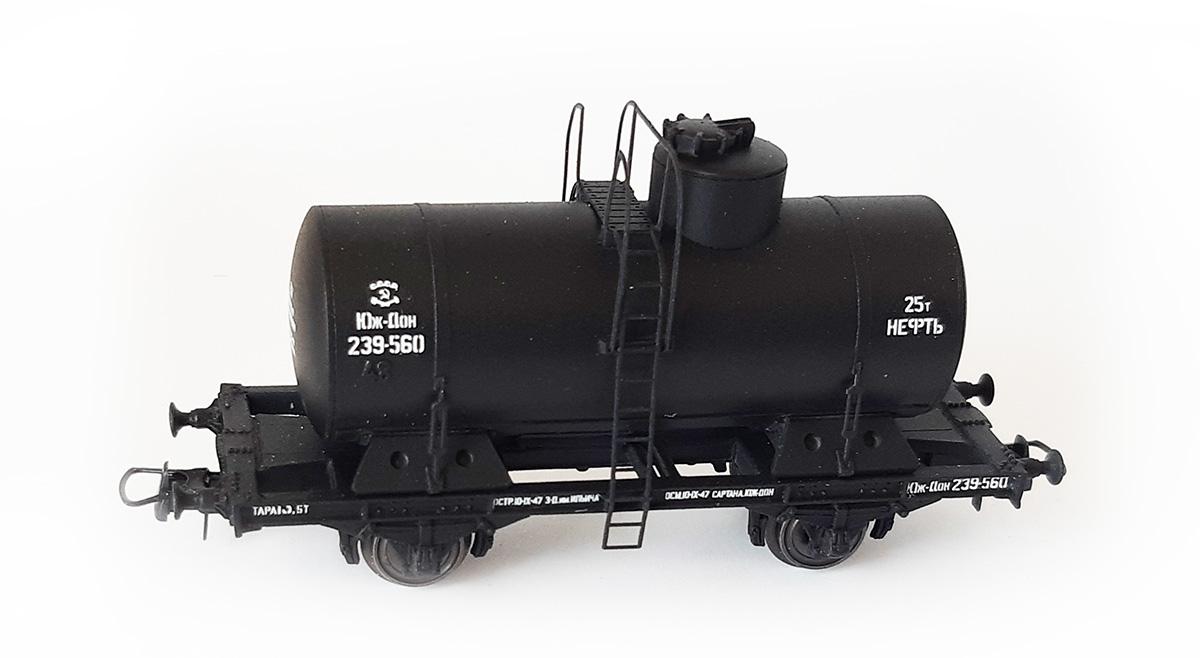 Bergs Tank car 25 m3 'Benzin' , 372