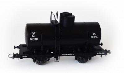 Bergs Tank car 25 m3 'Benzin' , 371