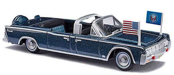 Busch  OX: Lincoln Cont. X100 1961 President Kennedy , 201110861