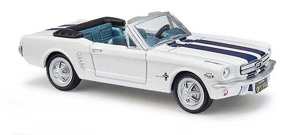 Busch OX: Ford Mustang 1965 , 201115125