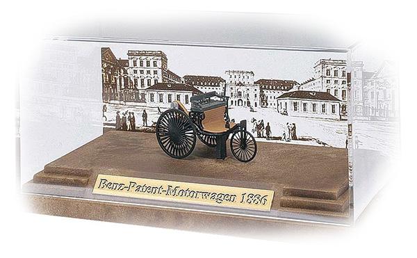 Busch Benz Patent Motorwagen, 1886 40003