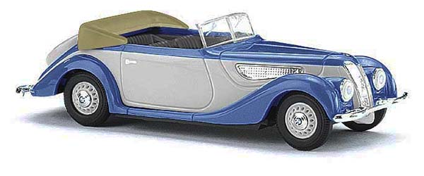 Busch BMW 327 Cabrio 'CMD-Collection' 40257