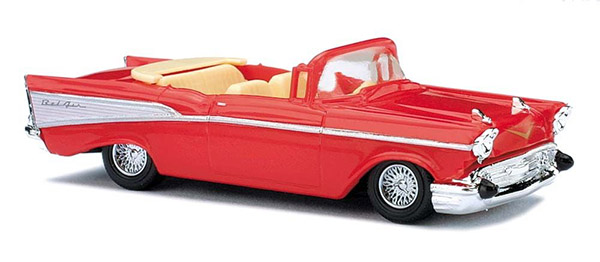 Busch Chevrolet Bel Air '57 Cabrio 45007