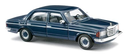 Busch MB W 123 Limo blue 46850