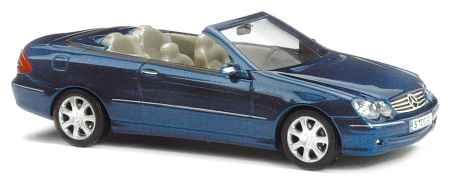 Busch Mercedes-Benz CLK Cabrio 'CMD-Collection' 49405