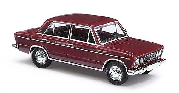 Busch Lada 2106 Limousine dark red 'CMD-Collection' 50551