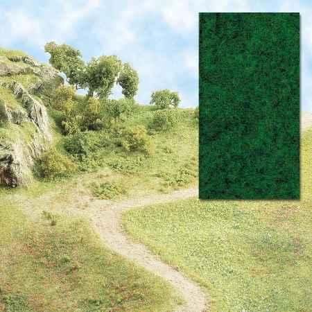 Busch Static grass, dark green 7110