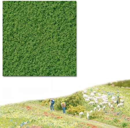 Busch Foliage - thin - spring green 7321