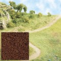 Busch Scatter material - brown 7056