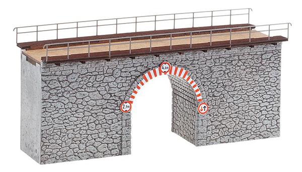 Faller Stone arch bridge 120498