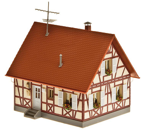 Faller Family home with timber framing 130222