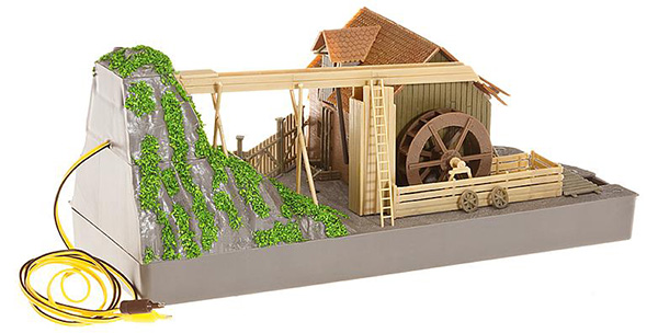 Faller Water mill 130225