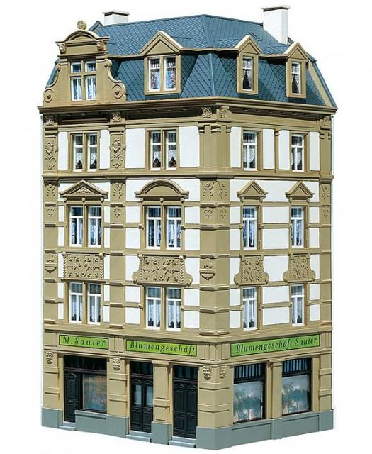 Faller Goethestrasse 62 Town corner house 130916