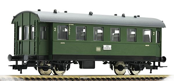 Fleischmann Passenger car 2nd class Typ  Bv 33 , 500301