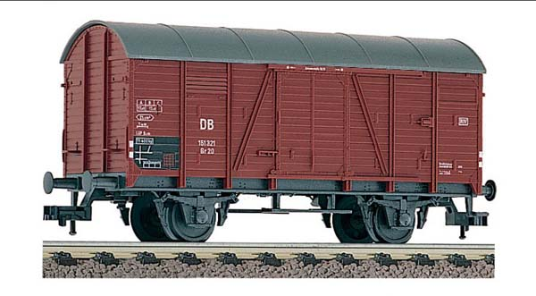 Fleischmann Covered goods car Typ Gr 200 , 5020