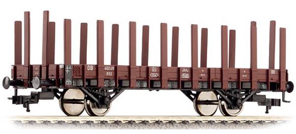 Fleischmann 2-axled stake wagon,  Bauart R 02 , 520901