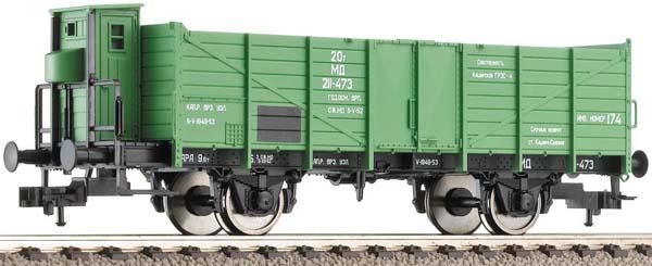 Fleischmann Open freight car with brakeman's cab SZD Typ Omu , 521603
