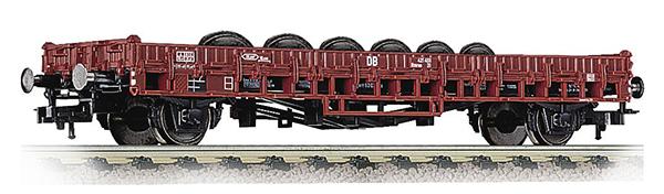 Fleischmann Stake car Typ Rmrso31 with freight , 522702