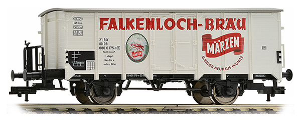 Fleischmann Refrigerated car 'FALKENLOCH-BRÄU' , 534604