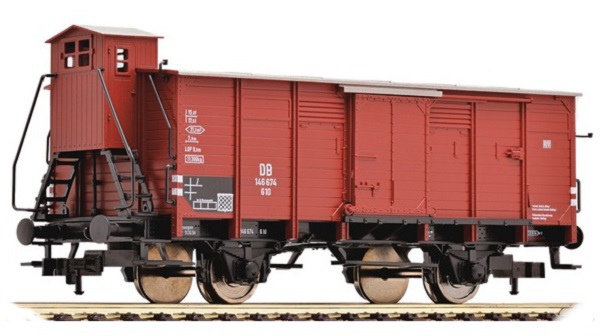 Fleischmann Covered goods car Typ G10 , 535802