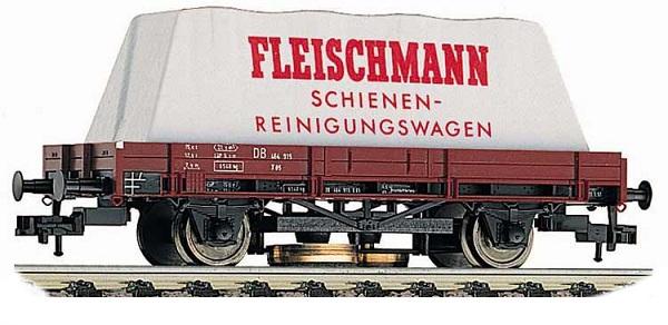 Fleischmann Track Cleaning Wagon , 5568