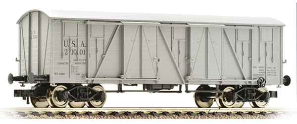Fleischmann Covered goods car (US-construction) , 573301